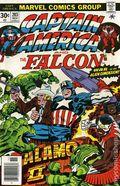 Captain America (1968 1st Series) Mark Jewelers 203MJ