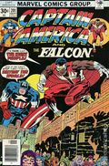 Captain America (1968 1st Series) Mark Jewelers 201MJ