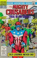 Mighty Crusaders (1983 Red Circle/Archie) 9