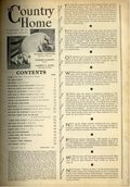 Country Home (1930-1939 Crowell Publishing Co) Magazine Vol. 59 #9