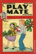 Children's Playmate Magazine (1929 A.R. Mueller) Vol. 21 #10