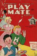 Children's Playmate Magazine (1929 A.R. Mueller) Vol. 22 #4