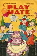 Children's Playmate Magazine (1929 A.R. Mueller) Vol. 23 #1