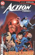 Action Comics (2016 3rd Series) Annual 1A