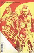 Action Comics (2016 3rd Series) Annual 1B