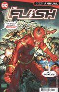 Flash (2021 DC) Annual 1A