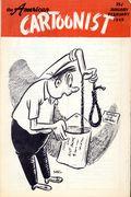 American Cartoonist Magazine (1947 American Cartoonist Association) Jan-Feb 1949