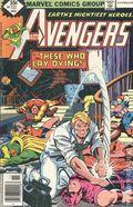 Avengers (1963 1st Series) Whitman Variants 177