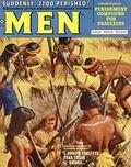 Men Magazine (1952-1982 Zenith Publishing Corp.) Vol. 8 #6