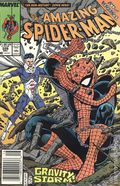 Amazing Spider-Man (1963 1st Series) Mark Jewelers 326MJ