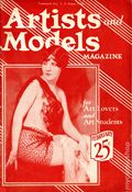 Artists and Models Magazine (1925-1926 Ramer Reviews) Vol. 5 #6