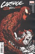 Carnage Black, White and Blood (2021 Marvel) 4A