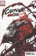Carnage Black, White and Blood (2021 Marvel) 4B