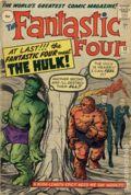 Fantastic Four (1961 1st Series) UK Edition 12UK
