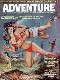 Adventure (1910-1971 Ridgway/Butterick/Popular) Pulp Jun 1961