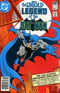 Untold Legend of the Batman (1980) 3