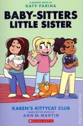 Baby-Sitters Club Little Sister GN (2019- Scholastic) 4-1ST