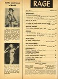 Rage for Men (1956-1958 Arnold Magazines) Vol. 1 #2