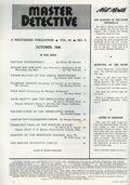 Master Detective (1929) True Crime Magazine Vol. 23 #2