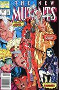 New Mutants (1983 1st Series) 98N