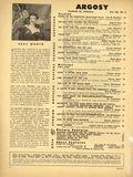 Argosy Part 5: Argosy Magazine (1943-1979 Popular) Vol. 326 #2