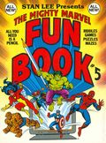 Mighty Marvel Superheroes Fun Book SC (1976 Fireside) 5-1ST