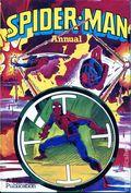 Amazing Spider-Man Annual HC (1974 World Distributors/Panini Books) Spider-Man Annual 1985