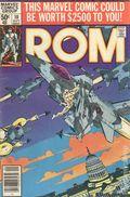 Rom (1979-1986 Marvel) 10