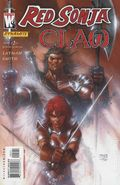 Red Sonja Claw Devils Hands (2006) 2B