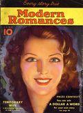 Modern Romances (1930-1997 Dell Publishing) Magazine Vol. 8 #1