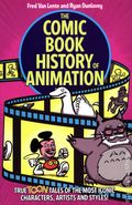 Comic Book History of Animation TPB (2021 IDW) 1-1ST