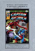 Marvel Masterworks Captain America HC (1990-Present Marvel) 1st Edition 13-1ST