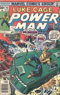Power Man and Iron Fist (1972 Hero for Hire) 40