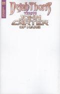 Dejah Thoris vs. John Carter of Mars (2021 Dynamite) 1E