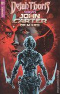 Dejah Thoris vs. John Carter of Mars (2021 Dynamite) 1O