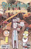 Rick and Morty Rick's New Hat (2021 Oni Press) 2A