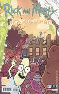Rick and Morty Rick's New Hat (2021 Oni Press) 2B