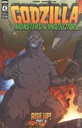 Godzilla Monsters and Protectors (2021 IDW) 4A