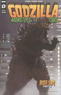 Godzilla Monsters and Protectors (2021 IDW) 4B