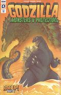 Godzilla Monsters and Protectors (2021 IDW) 4RI