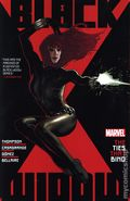 Black Widow TPB (2021 Marvel) By Kelly Thompson 1-REP