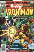 Iron Man (1968 1st Series) Mark Jewelers 112MJ