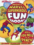 Mighty Marvel Superheroes Fun Book SC (1976 Fireside) 4-1ST