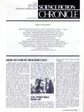 Science Fiction Chronicle (1979-2006 Algol Press/DNA Publications) 6