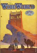 Wide World (UK Edition 1898 George Newnes Ltd) Pulp 634