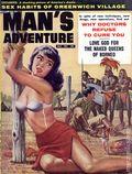 Man's Adventure (1957-1971 Stanley) Vol. 3 #12