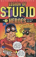 Legion of Stupid Heroes (1997 Alternate Concepts) 1