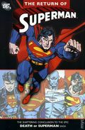 Superman The Return of Superman TPB (1993 DC) 1st Edition 1-REP