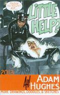 Adam Hughes Convention Sketchbook (2002) 2013