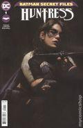 Batman Secret Files Huntress (2021 DC) 1A